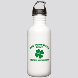 Got Some Irish In Me Stainless Water Bottle 1.0L