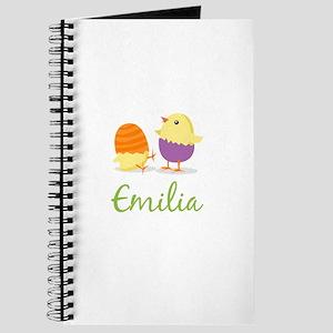 Easter Chick Emilia Journal