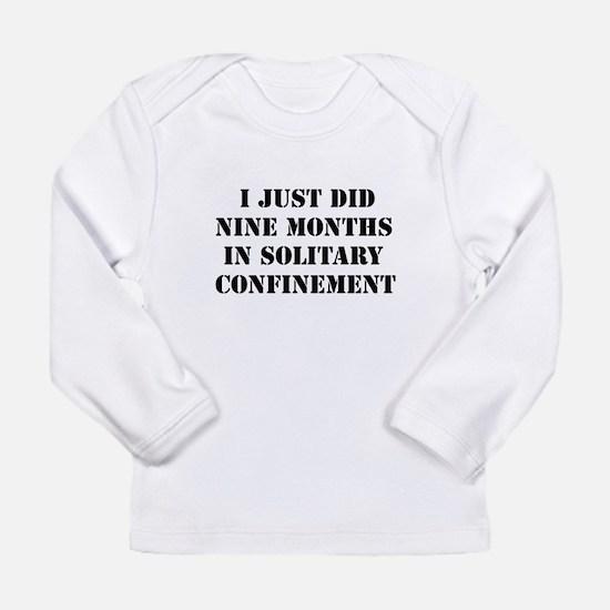 Nine Months Long Sleeve T-Shirt
