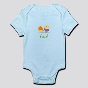 Easter Chick Enid Body Suit