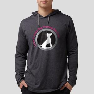 Licks and Loves Logo Mens Hooded Shirt