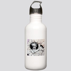 Toy Poodle Water Bottle