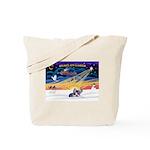 XSunrise - Crested (#9) Tote Bag