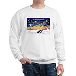 XSunrise - Crested (#9) Sweatshirt