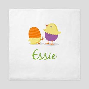 Easter Chick Essie Queen Duvet