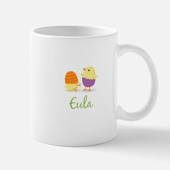 Easter Chick Eula Mug