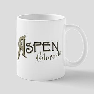 Aspen Colorado Mug