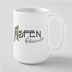 Aspen Colorado Large Mug