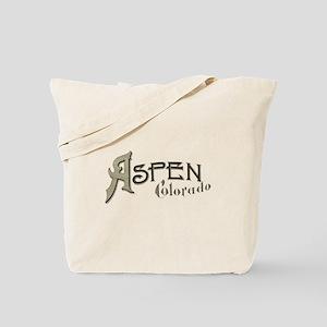 Aspen Colorado Tote Bag