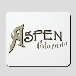 Aspen Colorado Mousepad