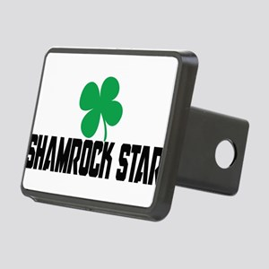 Shamrock Star Hitch Cover