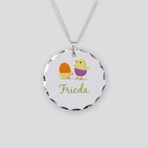 Easter Chick Frieda Necklace