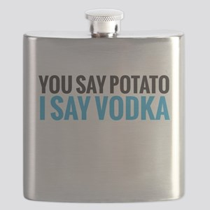 i say vodka Flask