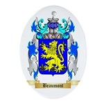 Beaumont Ornament (Oval)