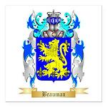 Beauman Square Car Magnet 3