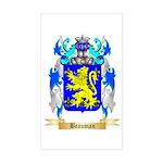 Beauman Sticker (Rectangle)