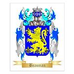 Beauman Small Poster