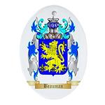 Beauman Ornament (Oval)