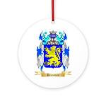 Beauman Ornament (Round)