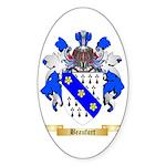 Beaufort Sticker (Oval 50 pk)