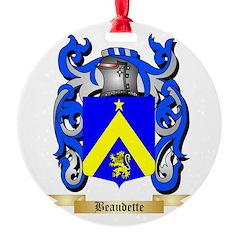 Beaudette Ornament