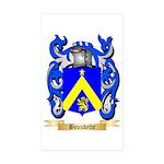 Beaudette Sticker (Rectangle 50 pk)