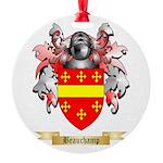 Beauchamp Round Ornament