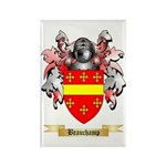 Beauchamp Rectangle Magnet (100 pack)