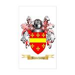 Beauchamp Sticker (Rectangle)