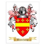 Beauchamp Small Poster