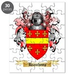 Beauchamp Puzzle