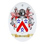 Beattey Ornament (Oval)