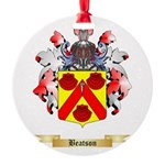 Beatson Round Ornament