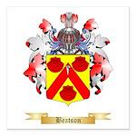 Beatson Square Car Magnet 3