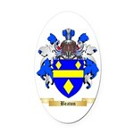 Beaton Oval Car Magnet