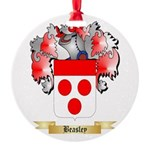 Beasley Round Ornament