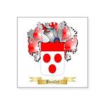 Beasley Square Sticker 3