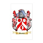 Beasley 2 Sticker (Rectangle)