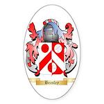 Beasley 2 Sticker (Oval 10 pk)