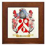 Beasley 2 Framed Tile