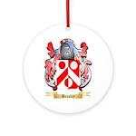 Beasley 2 Ornament (Round)