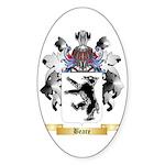 Beare Sticker (Oval)