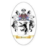 Beare Sticker (Oval 50 pk)