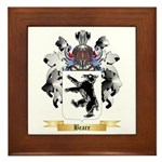 Beare Framed Tile