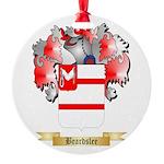 Beardslee Round Ornament