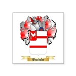 Beardslee Square Sticker 3