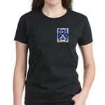 Beard Women's Dark T-Shirt