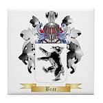 Bear Tile Coaster