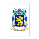 Beamont 20x12 Wall Decal