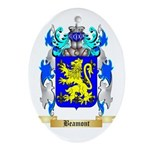 Beamont Ornament (Oval)